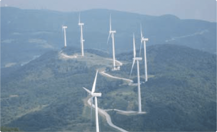 Expanded introduction of renewable energy