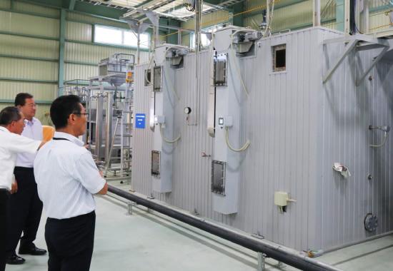 ふくしま発食品残渣メタン発酵システム事業化ワーキンググループ